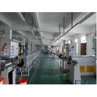 THE EXTRUSION MACHINE SERIES silicone cable extrusion production line 91515383116 Manufactures