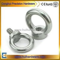 Stainless Steel Eye Bolt and Eye Nut Manufactures