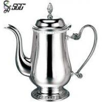 China Noble Silver Plated Coffee For Bar / Coffee Shop , Tea and Coffee Pots on sale