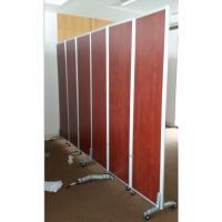 demountable partition Manufactures