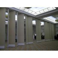 China acoustic folding partition on sale