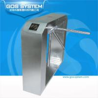 GS21105 GOS SYSTEM finger print gate access control tripod turnstiles Manufactures