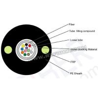 Outdoor Optical Fiber Cable GYFXY Manufactures