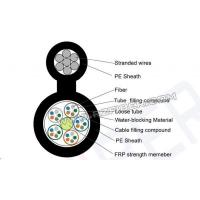 China GYFTC8Y Optical Fiber Cable on sale