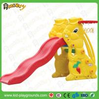 China Best Quality Kids Rabbits Small Slide on sale