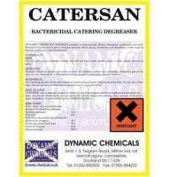 Buy cheap Restaurant & Catering Catersan - Kitchen degreaser concentrate Box 4 from wholesalers