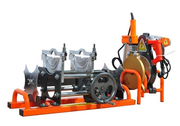 Quality Siphon drainage layer Butt Welders for sale