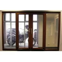 China High quality large glass UPVC tilt and sliding door Item No.:TSD02 on sale