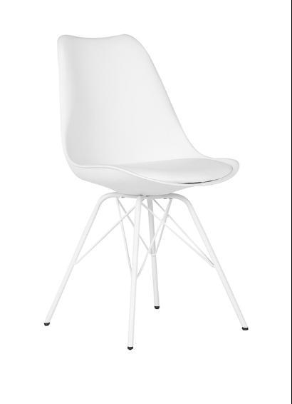 Quality Pp White Plastic Dining Chair for sale