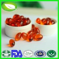 Immune system capsules Seabuckthorn seed oil softgel Manufactures