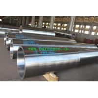 A312TP304 Forged thick wall steel tube Manufactures