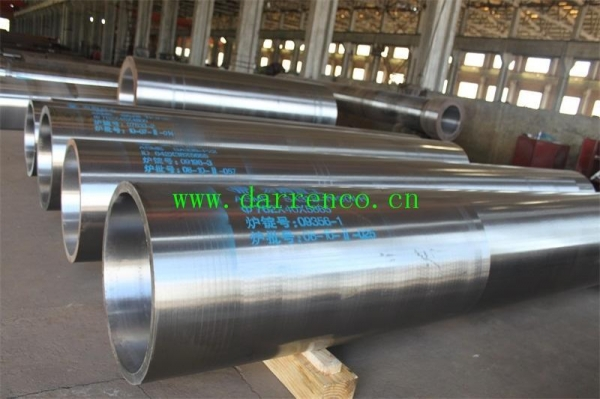 Quality A312TP304 Forged thick wall steel tube for sale