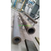 P22 Forged thick wall steel tube Manufactures