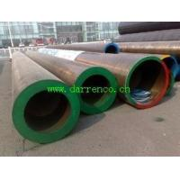 15CrMo High pressure forged thick wall tube Manufactures