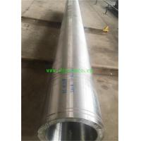 10CrMo910 Forged thick wall steel tube Manufactures