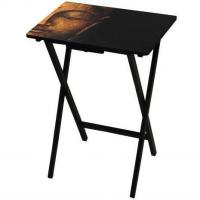 Tables & Chairs Serene Buddha TV Tray Manufactures