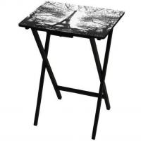 Tables & Chairs Eiffel Tower TV Tray