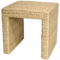 China Rush Grass End Table on sale