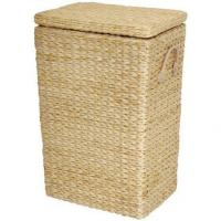 Buy cheap Rush Grass Laundry Basket from wholesalers