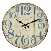 Buy cheap Antique Paris style clock SH-clock03 from wholesalers
