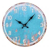 Buy cheap Antique blue clock SH-clock05 from wholesalers