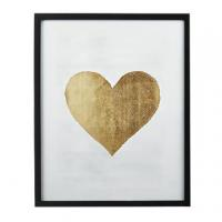 Heart-shaped gilt design Picture Frame SH-new frame-06 Manufactures
