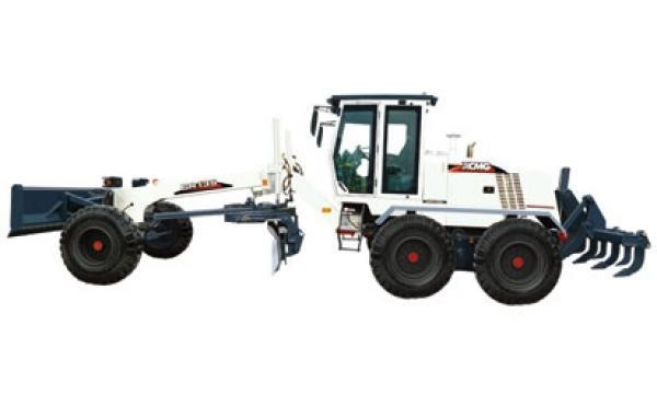 Quality Road Construction Machinery GR135 Motor Grader for sale