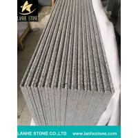 China China Silver Grey White Pearl Sesame Crystal White G603 Granite Stair Step Irregular Shape Boarder on sale