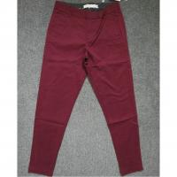 China LADIESWEAR loose fit ankle pant + colour skinny jeans TC1-544 wholesale