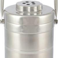1.8 Liter Stainless Steel Compost Crock- Free shipping Manufactures