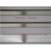 2638. SEALING MACHINE PACKAGING MACHINE CUTTING BLADES,TOOTHED BLADE Cooperation Manufactures