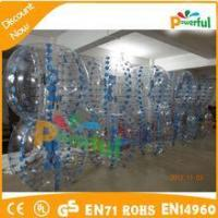 China Hot sale human bubble ball,soccer bubble ball in high quality on sale