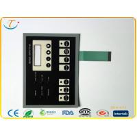 China Metal Dome Membrane Switch on sale