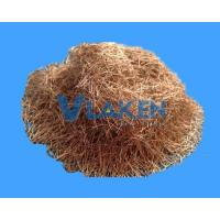 micro steel fiber with copper plating Manufactures