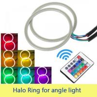 APAO-5COB Angel Eye RGB Halo Ring with Remote