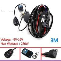 APWH-412V 40A 360W 1 to 2 flash Remote Control Wiring Harness Kit Manufactures