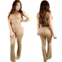 Pure Style Strapless Rude Two Piece Pants Set 21409-5 Manufactures