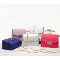 Small Square Bag Shoulder Messenger Packet European And Fashion Leather Handbag Chain Bag Manufactures