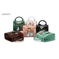 Crocodile Pattern Fashion Handbag Small Square Package With PU Straps Stereotypes Handbags Manufactures