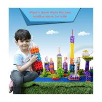 400 pcs Plastic Snow Plate Puzzles, building block for kids Manufactures