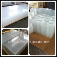 Clear ACRYLIC SHEETS  Clear  Acrylic Sheets from DEYUAN ACRYLIC Manufactures