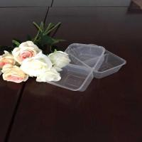 Custom small clear plastic cake packaging boxes wholesale Manufactures