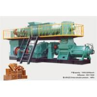 Buy cheap Non-vacuum clay brick Production Line from wholesalers