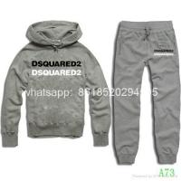 Wholesale replica DSQUARED2 tracksuit cheap DSQ hoodies pants hot sell Manufactures