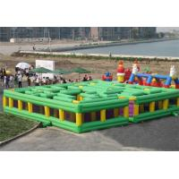 China AF-C25Large inflatable corn maze for outdoor on sale