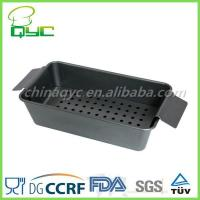 Non-Stick Metal Meat Loaf Baking Tin Manufactures