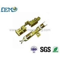 High Quality Sheet Metal Brass Stamping Parts Made in China