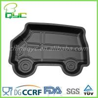 car cake pan molds Non-Stick Metal Truck Jeep Car Baking Mold Manufactures