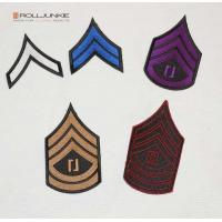Rolljunkie Rank Patch - Set of 5 Sold Out - $35.00 Manufactures