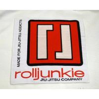 Square Rolljunkie BJJ Patch Sold Out - $10.00 Manufactures